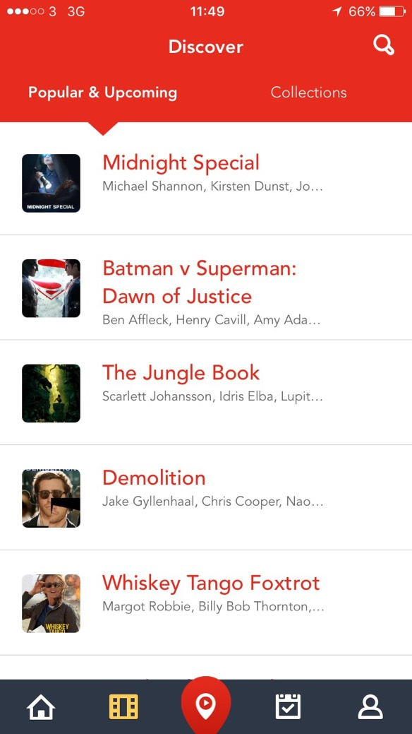 Discover movies in our popular lists and collections